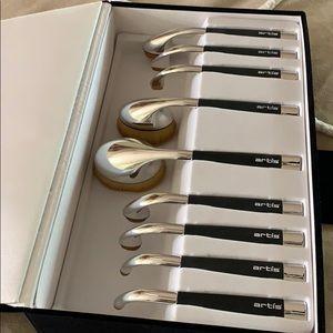 Artis Makeup Brushes Set of 9